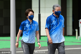东京奥运会运动员村正式揭幕