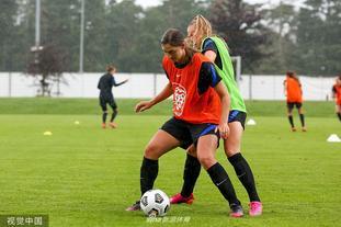 荷蘭女足訓練備戰