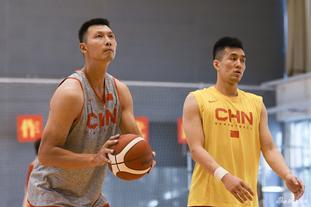 中國男籃北體大集訓備戰