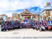 中国环保沙漠挑战赛开营 300勇士集结