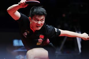总决赛樊振东4-2林高远