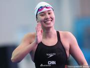 世锦赛50仰:傅园慧进半决赛