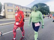 黄金海岸马拉松5.7km欢乐跑起跑