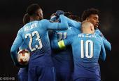 [欧联杯]阿森纳1-2厄斯特松德