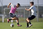 尤文图斯U19训练备战