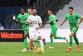 [法甲]马赛0-2圣埃蒂安