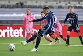 [欧联杯]尤尔加登2-1欧罗巴