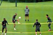 利物浦训练备战
