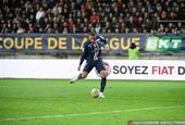 法国联赛杯1/8决赛勒芒1:4巴黎圣日耳曼