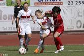 塞浦路斯女足杯瑞士1-2朝鲜