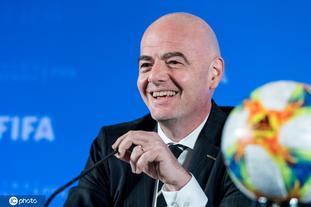 FIFA上海宣布中国举办世俱杯
