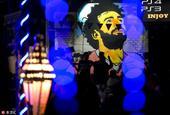 埃及穆斯林斋月萨拉赫涂鸦亮相开罗街头