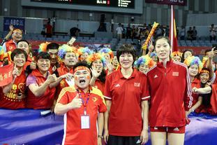世界女排联赛中国3-0德国