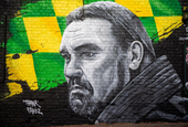 丹尼爾-法克率諾維奇重返英超 藝術家街頭創作壁畫致敬