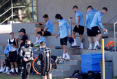 烏拉圭國家隊備戰訓練