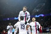 [欧冠]巴黎圣日耳曼5-0加拉塔萨雷