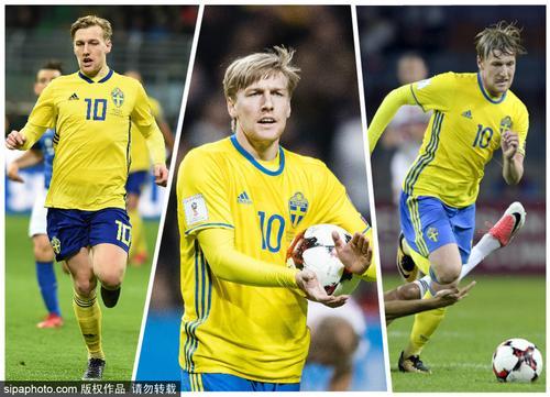 伊布之后 瑞典有了新大腿