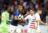 [热身赛]法国1-1美国