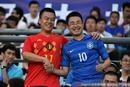 足协杯比利时巴西球迷握手言和