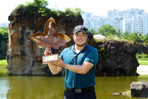 美巡赛-中国海口锦标赛白托德夺冠