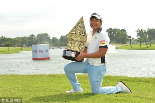印尼大师赛沙山辛夺冠