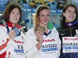 世锦赛女子400米混合泳 叶诗文收获银牌