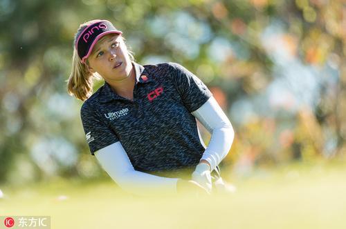 LPGA揭幕战钻石度假村冠军赛次轮