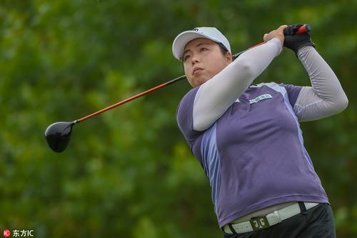 LPGA印第安纳女子赛第一轮