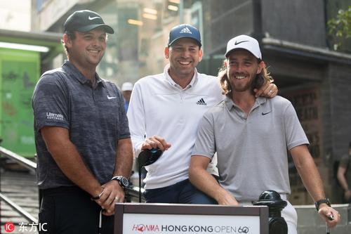 欧巡香港公开赛前瞻