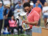 美国公开赛拉姆逆转夺冠