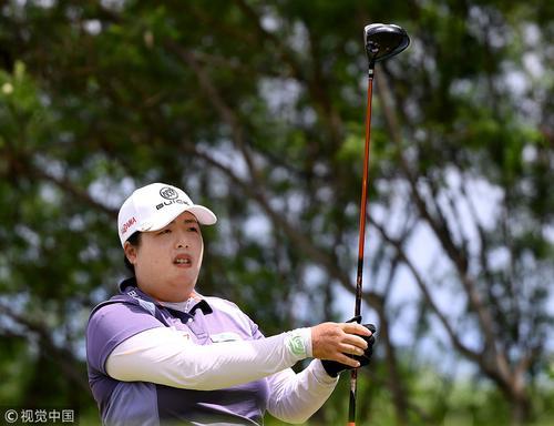 LPGA夏威夷锦标赛第三轮