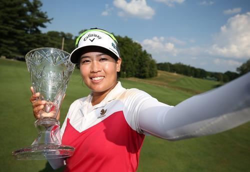 LPGA马拉松精英赛提达帕夺冠