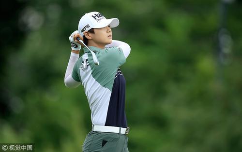 LPGA印第安纳女子赛次轮未完赛