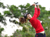 中国女子公开赛周一练习日