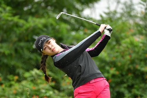 中国女子公开赛首轮