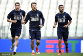 2020欧预赛意大利训练备战