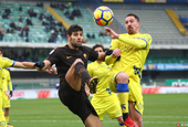 意甲切沃0-0罗马