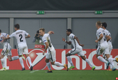 欧联杯卢甘斯克黎明2-1柏林赫塔