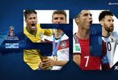 历届世界杯官方海报一览