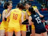 两连胜!世界杯中国女排3-0喀麦隆