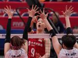 开门红!世界杯中国女排3-0韩国