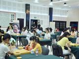 高清-建桥杯女子围棋开赛首日