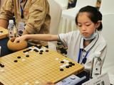 高清-围棋之乡联赛第2日 赛场女子小将惹人关注