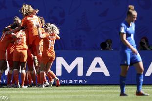 [女足世界杯]意大利0-2荷兰