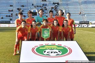 [东亚杯]中国女足0-3日本女足
