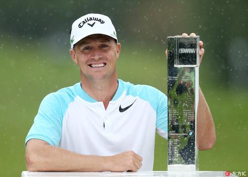 欧洲PGA锦标赛诺伦夺冠图集