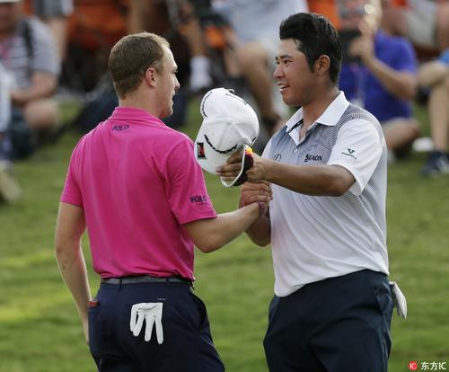 PGA锦标赛决赛轮