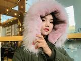 早春美少女!石昱婷20岁首尔街拍写真