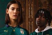 意大利发布新球衣 配色亮眼