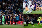 巴萨西甲夺冠10大瞬间:梅西3席